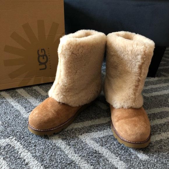 UGG Shoes - UGG Chestnut Mayland Boots